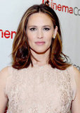 Jennifer Garner attended CinemaCon in Las Vegas.
