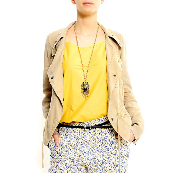 Lightweight Jackets For Spring 2012