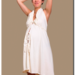 Pretty Pushers Unbleached Cotton Gown ($44)
