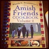 Nnoman is learning how the Amish get down in the kitchen.
