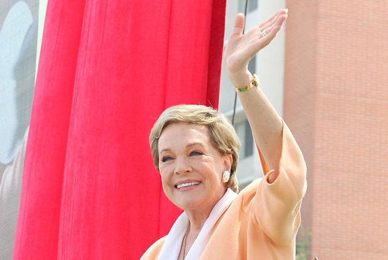 Julie Andrews Gets Royally Honest About Princess Week