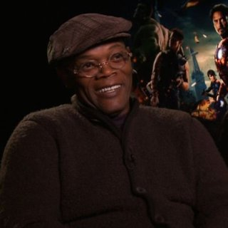 Samuel L. Jackson Avengers Interview (Video)