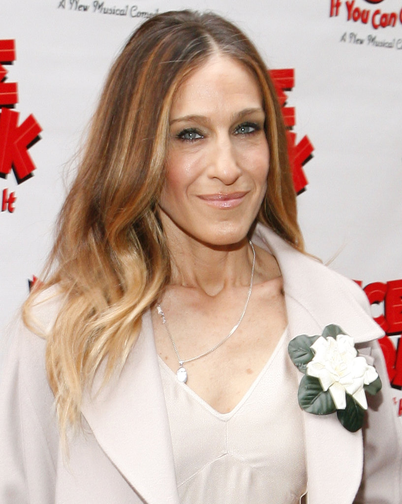 Sarah Jessica Parker Toasts Matthew's Broadway Return With a Kiss