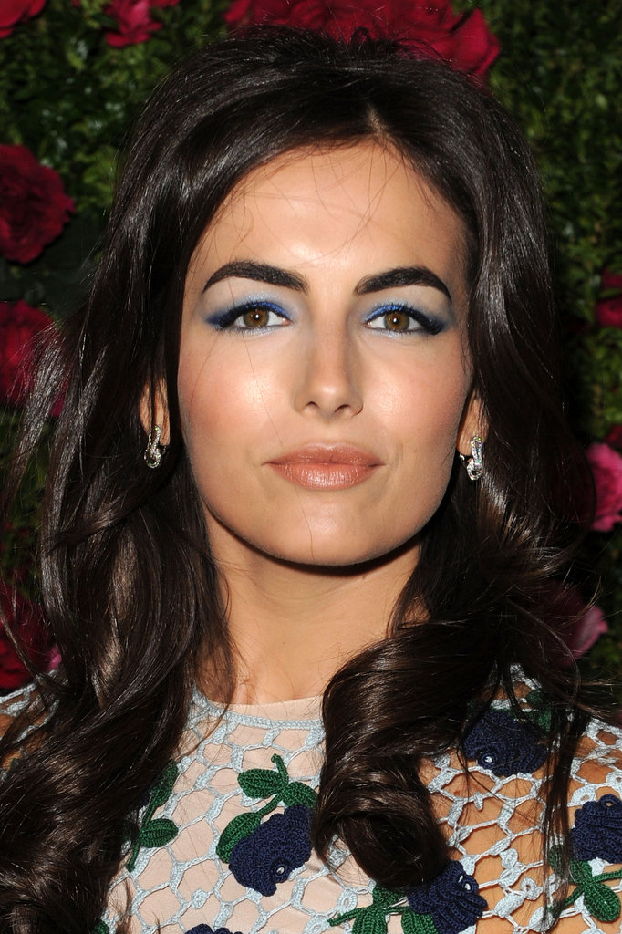 Camilla Belle smiled at the Chanel dinner party at the 2012 Tribeca Film Festival.