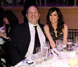 Kristen Wiig hung out with Harvey Weinstein at the Time 100 gala in NYC.