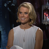 Alice Eve on Being Buried Alive in The Raven (Video)