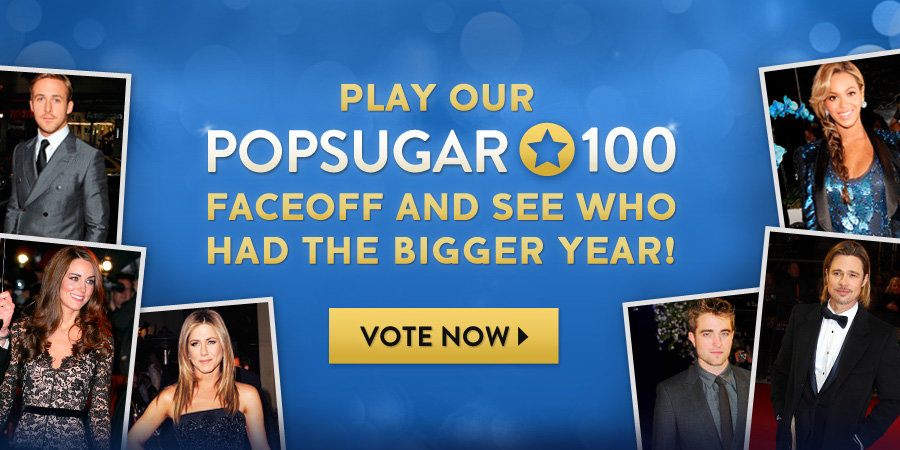 Play the 2012 PopSugar 100 Faceoff — And Win $2,500!