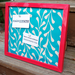 Colorful Twigs Corkboard