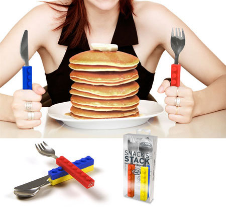 Lego Utensils