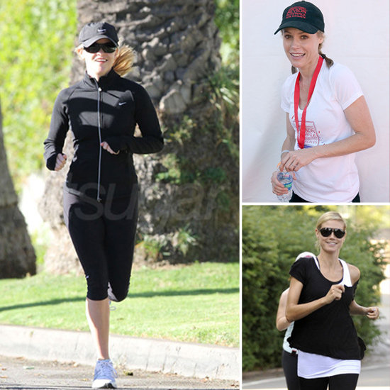 9 Celebs Get Real About Running