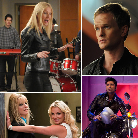 20 of Glee's Greatest Guest Stars!