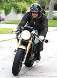 Ryan Reynolds Takes a Hot Ride Around the Streets of LA