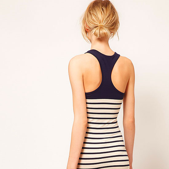 20 Sexy Racerback Dresses and Tops to Channel Your Sporty Side This Spring
