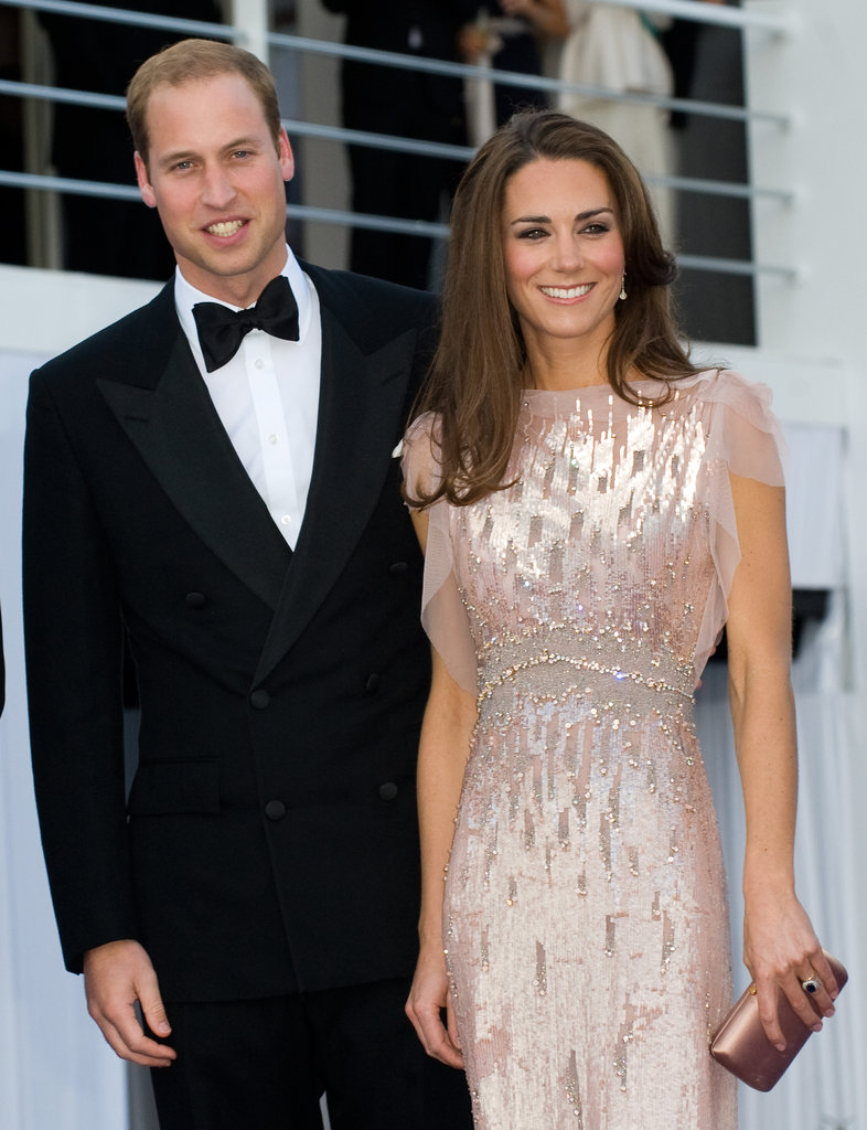 The Royal Couple at the ARK Anniversary Gala