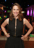 Jennifer Garner arrived at the CinemaCon awards ceremony in Las Vegas.