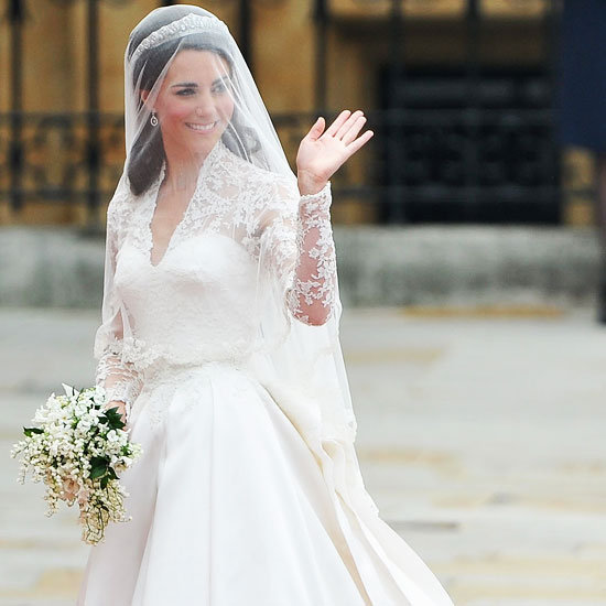 Shop These Kate Middleton-Inspired Wedding Day Dresses at Every Price Point