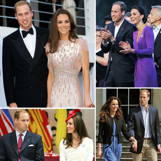Happy anniversary, Prince William and Kate Middleton! They've had one stylish year of marriage and we've got over 100 royally chic photos that prove it.