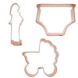 Baby-Themed Cookie Cutters