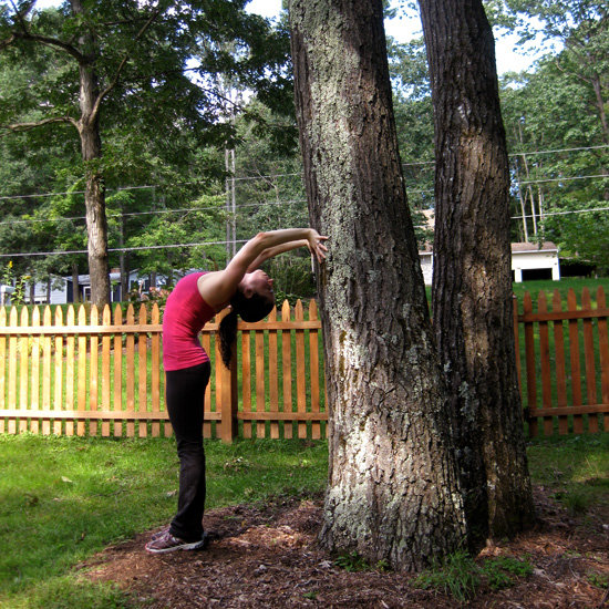 Branch Out With These Tree Stretches