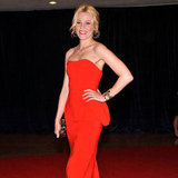 White House Correspondents Dinner Red Carpet Pictures 2012