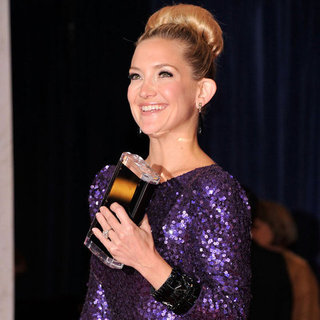 Kate Hudson White House Dinner Red Carpet Pictures 2012
