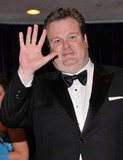 Eric Stonestreet waved to the cameras.