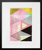 """ny.11.#42"" ($24 and up, depending on size) by Jennifer Sanchez has a lovely abstracted look."