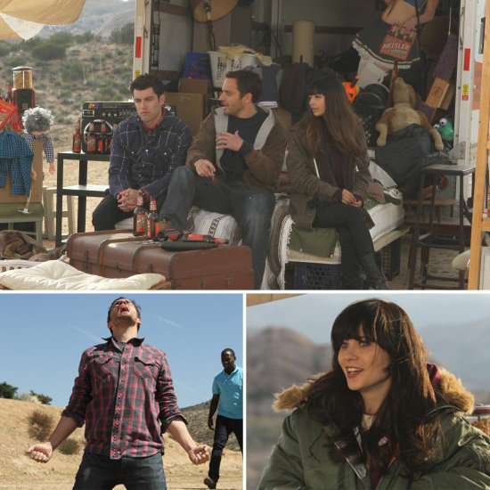 Get a Peek at the New Girl Season Finale