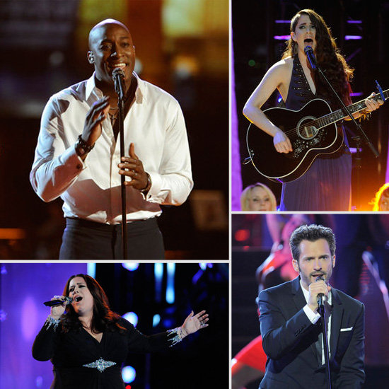 The Voice: Vote on Who Deserves a Spot in the Finals