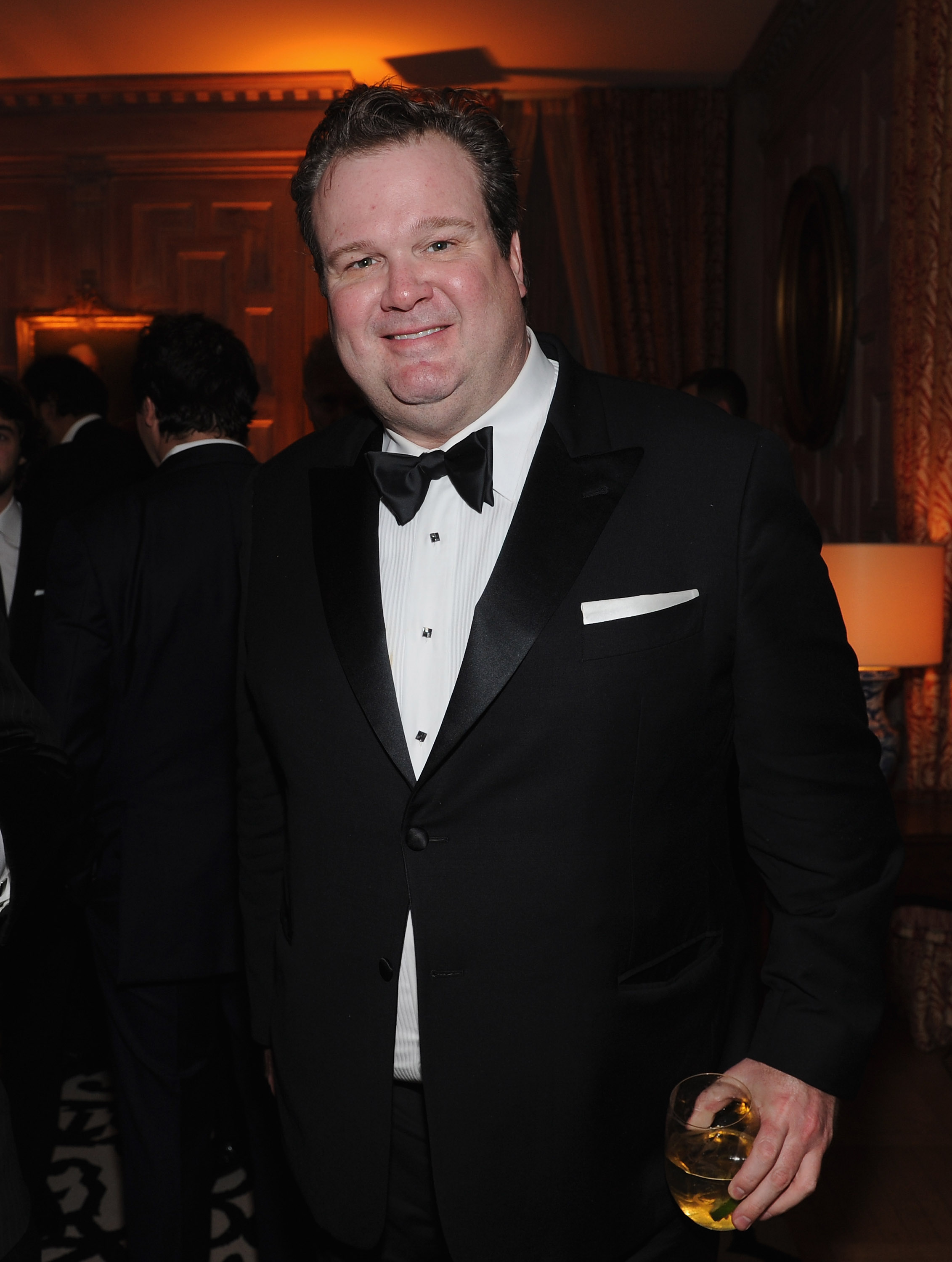 Eric stonestreet arrived at the white house correspondant for Eric stonestreet house