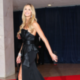 Black & White Dresses at White House Correspondents' Dinner