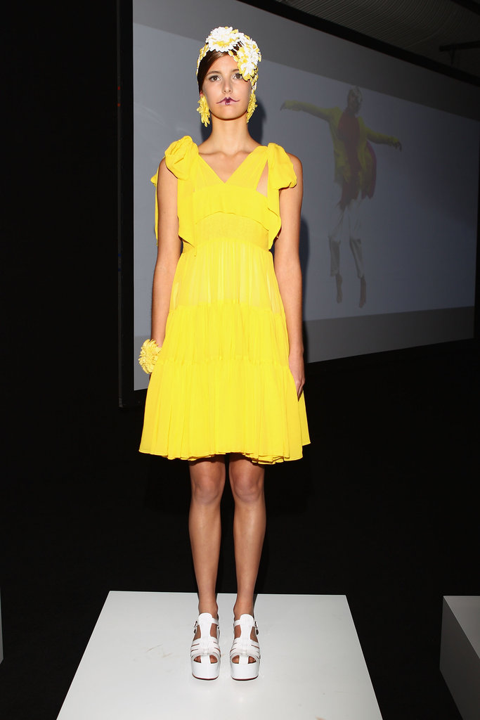 Gail Sorronda Spring/Summer 2012-2013