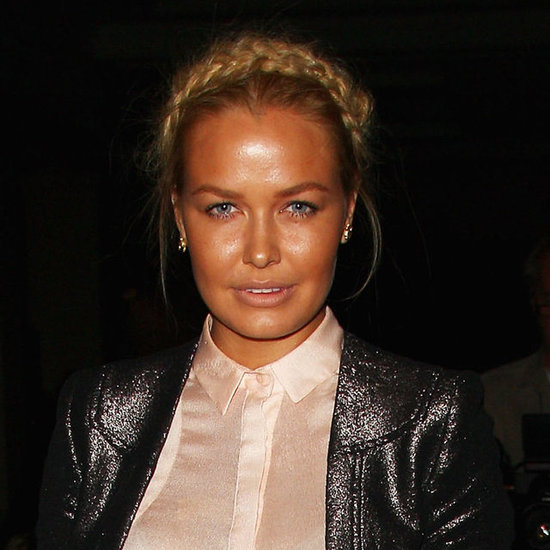 Lara Bingle at Manning Cartell