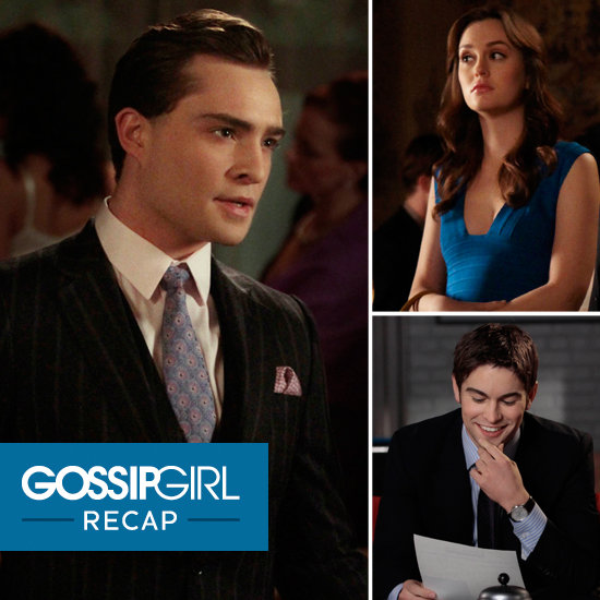 "Top OMG Moments From Gossip Girl ""Raiders of the Lost Art"""