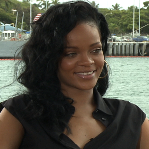 Rihanna Interview on Battleship and Being a Tomboy (Video)
