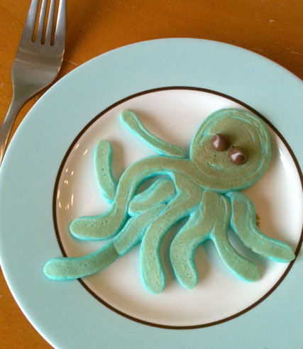 Under the Sea Pancakes