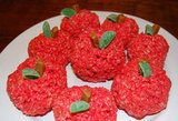 Rice Krispies Apples
