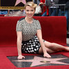 Scarlett Johansson Hollywood Walk of Fame Star Pictures