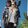 Miley Cyrus and Liam Hemsworth Puppy Birthday Party Pictures