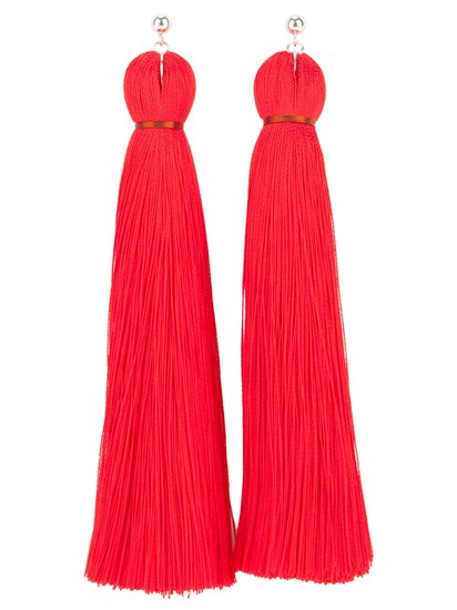Jenny Jenny Tassel Earrings ($43)