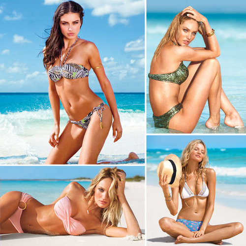 Victoria' Secret Models in Bikini