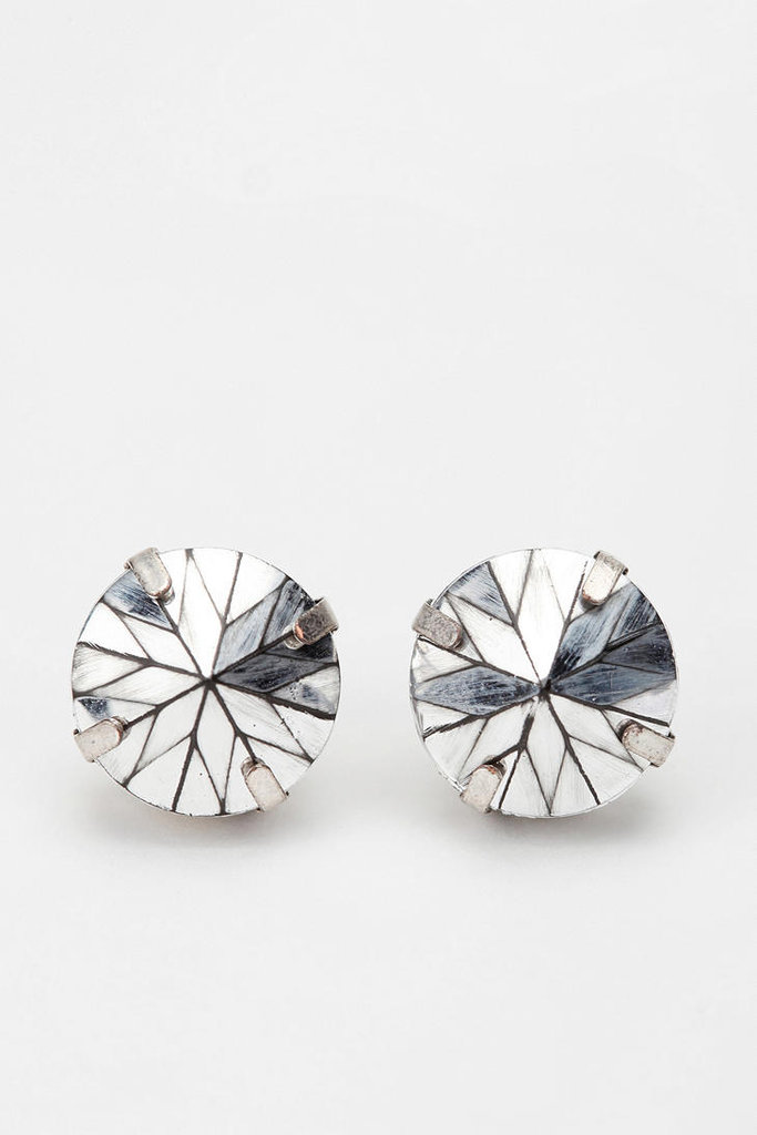 Urban Outfitters Prismatic Post Earrings ($16)