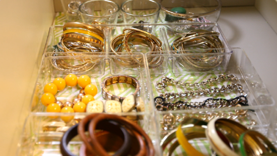 How to Get Your Jewelry Organized in Style!