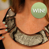 Enter For a Chance to Win an Azature Necklace Worth $800!
