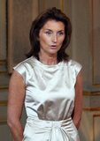Cécilia was only first lady of France for a few months.