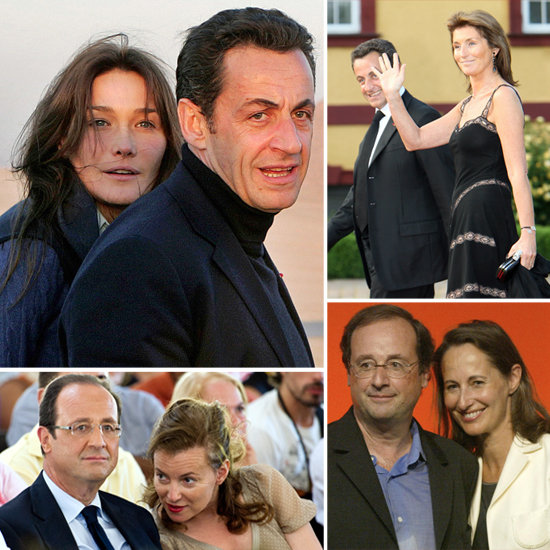 It's Complicated: The Relationship Statuses of France's Presidential Candidates
