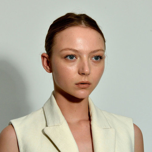 Ellery Spring Summer 2012 Backstage Beauty Report
