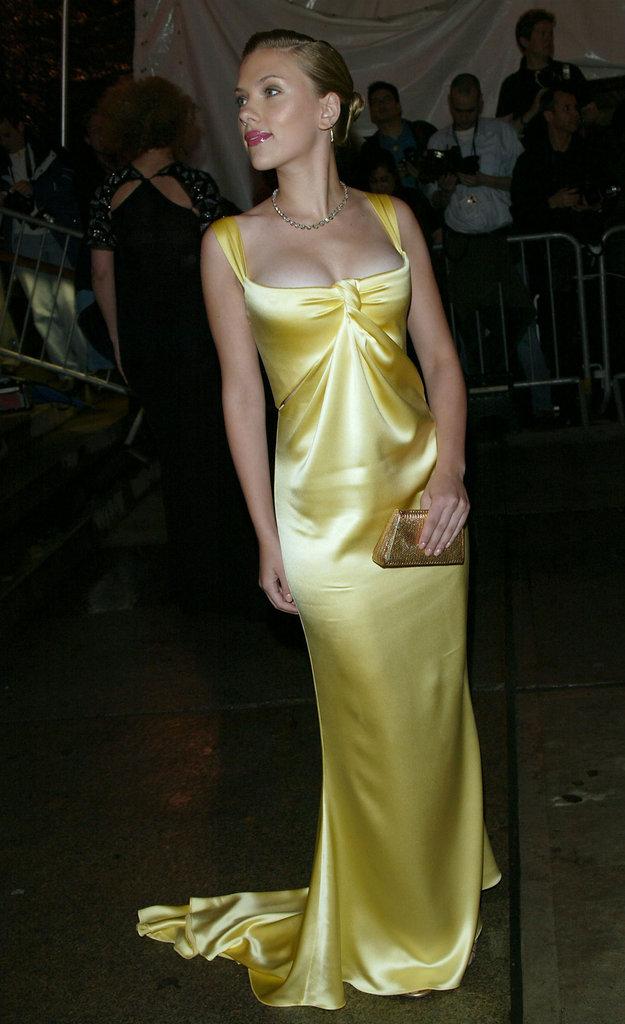 Scarlett Johansson — 2004