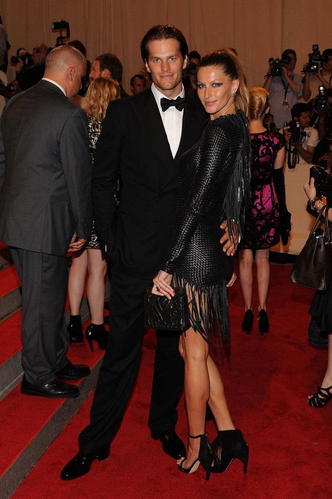 Tom Brady and Gisele Bundchen —2010