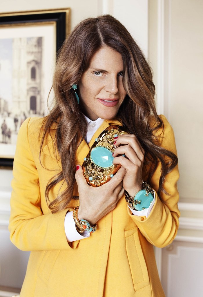 Anna Dello Russo Will Be Designing an Accessory Collection For H&M